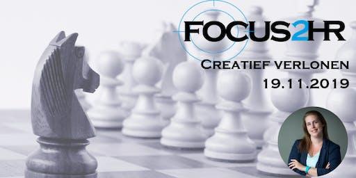 Focus2HR: Creatief verlonen