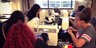 Stuart, Fl | Lace Front Wig Making Class with Sewing Machine