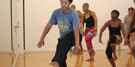 Afro-Haitian Dance with Julio Jean tickets