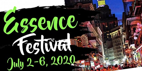 Free Essence Festival 2020 Pre-Registration Hotel Packages tickets