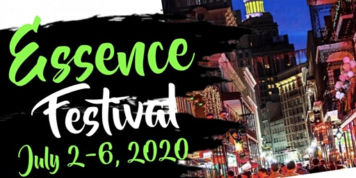 Free Essence Festival 2020 Pre-Registration Early Bird Packages