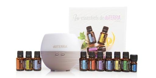 Aromathérapie familiale : les essentiels de la maison