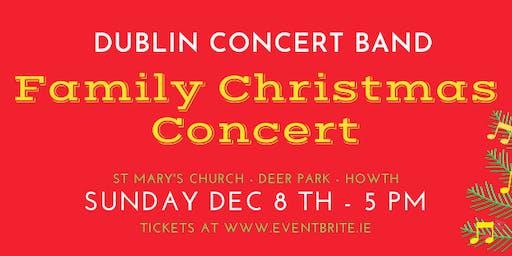 DCB Family Christmas Concert - Howth