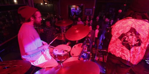 High Pulp: Juicyfruit TOUR + Funky Unkle