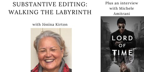 Substantive Editing: Walking the Labyrinth tickets