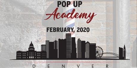 Wahl Pop Up Academy---Denver, CO tickets