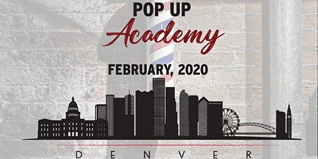 Wahl Pop Up Academy---Denver, CO tickets