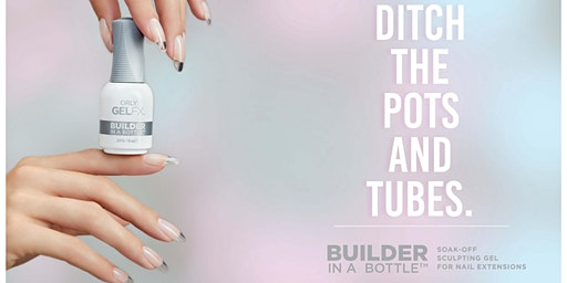 ORLY BUILDER + Nail Art Workshop with Tracy Vinson