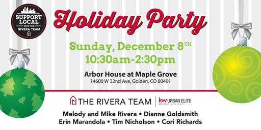 Rivera Team Holiday Party