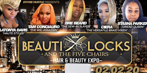 Beauti Locks & The 5 Chairs Hair and Beauty Expo