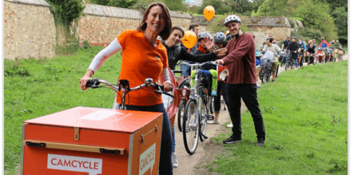 How to make a loud and effective cycle campaign: Roxanne De Beaux, Camcycle