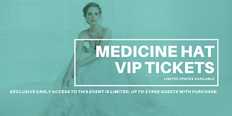Opportunity Bridal VIP Early Access Medicine Hat Pop Up Wedding Dress Sale tickets