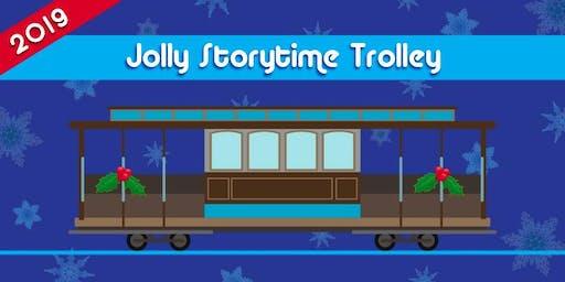 Jolly Storytime Trolley- Memorial Nottingham