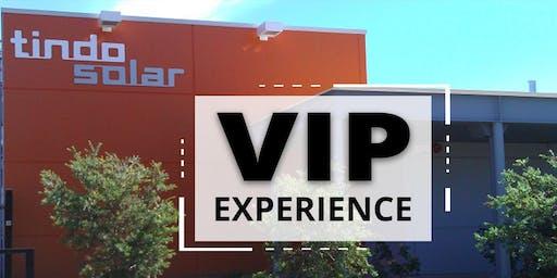 Tindo Solar VIP Experience