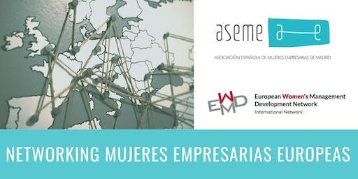 Networking empresarias europeas