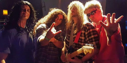 Alice Unchained: The Ultimate Alice In Chains Tribute Band
