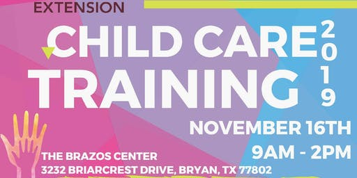 2019 All Star Child Care Conference