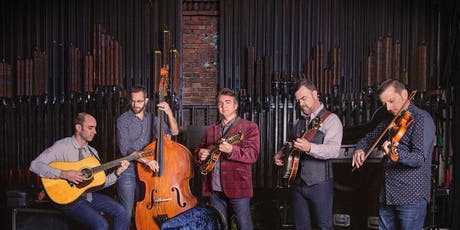 The Travelin' McCourys @ SPACE tickets