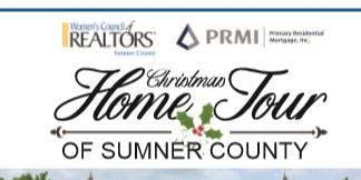 Christmas Home Tour of Sumner County 2019