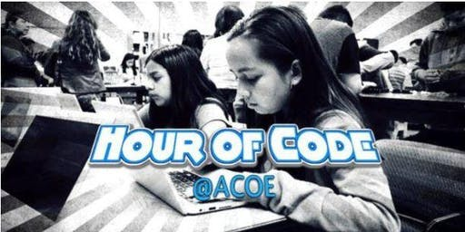 Hour of Code @ ACOE
