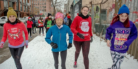 BK Ugly Sweater Holiday 5K Art Run  tickets