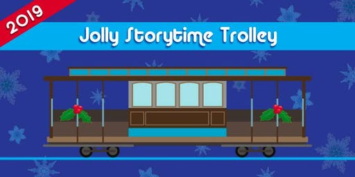 Jolly Storytime Trolley- Hough Branch