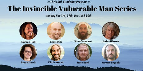 The Invincible Vulnerable Man Series tickets