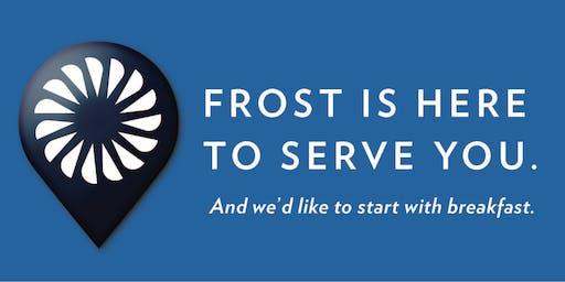 Frost Bank Tex-Mex Breakfast