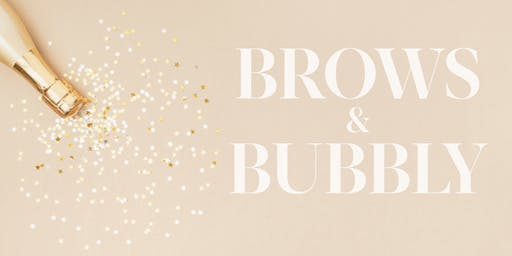 Brows & Bubbly with Kim Anh