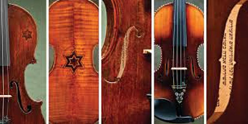 Violins of Hope Holocaust Remembrance Day Commemoration & Concert