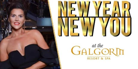 Colour Me Bootiful Presents  A New Year New You at The Galgorm Celebration tickets