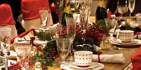 Italian Christmas Dinner at Cucinato Studio   tickets