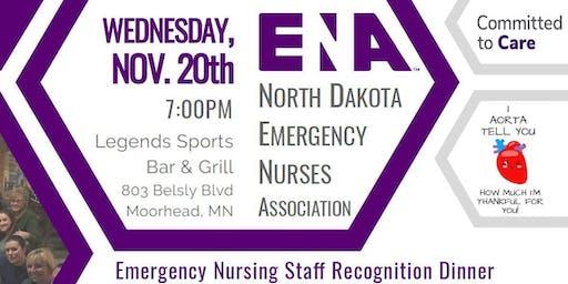 2019 ND ENA ED Staff Recognition Dinner