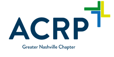 ACRP Greater Nashville Chapter 2020 Planning Meeting