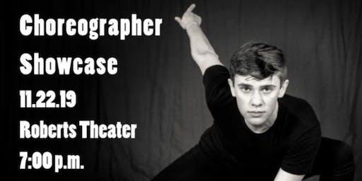 Choreographer Showcase