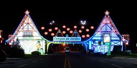 Excursão para Campos do Jordão Natal dos Sonhos 2019 ingressos