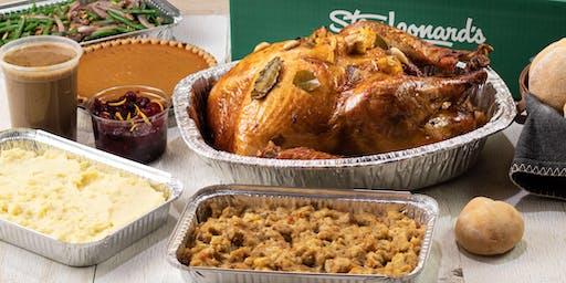 Stew Leonards Farmingdale Taste Of Thanksgiving!