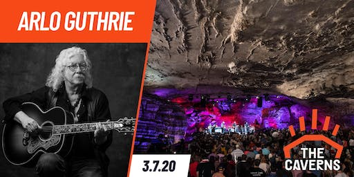 Arlo Guthrie in The Caverns