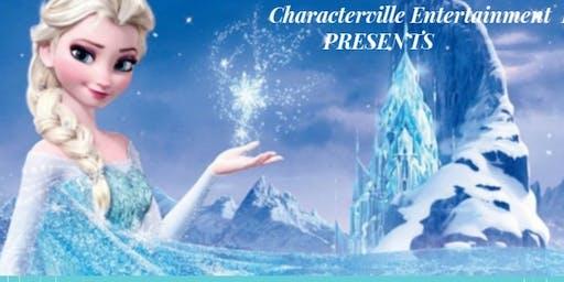 Frozen Princess Breakfast