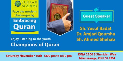 Embracing Quran