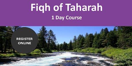 Fiqh of Taharah tickets