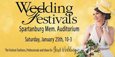 Spartanburg 2020 Wedding Festivals tickets