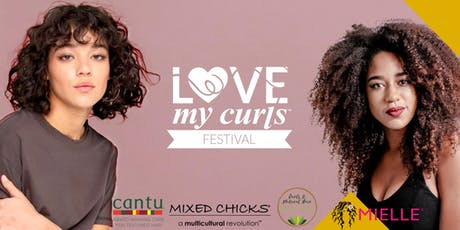 LOVE MY CURLS FESTIVAL tickets