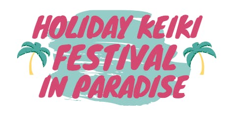 2019 Holiday Keiki Festival in Paradise