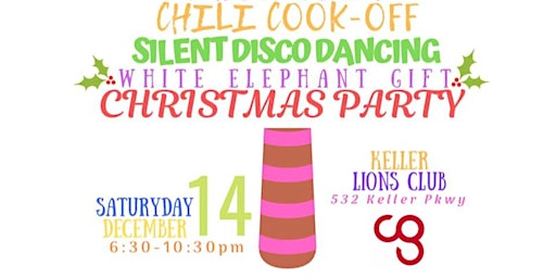CG Christmas Bash