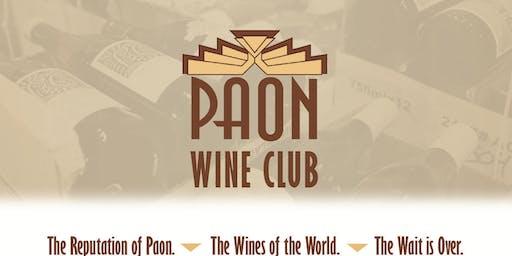 November Wine Club Tasting Party