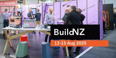 BuildNZ tickets
