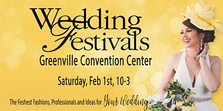 Greenville Convention. Cr 2020 Wedding Festivals tickets