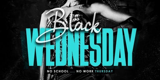 Black Wednesday Pre Thanksgiving Party