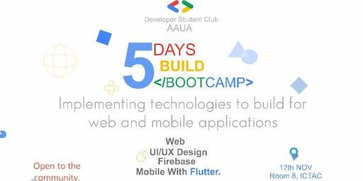 Build BootCamp
